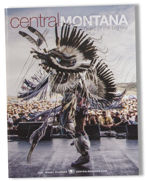 Central Montana Magazine Cover_Indigenous Dance Performance